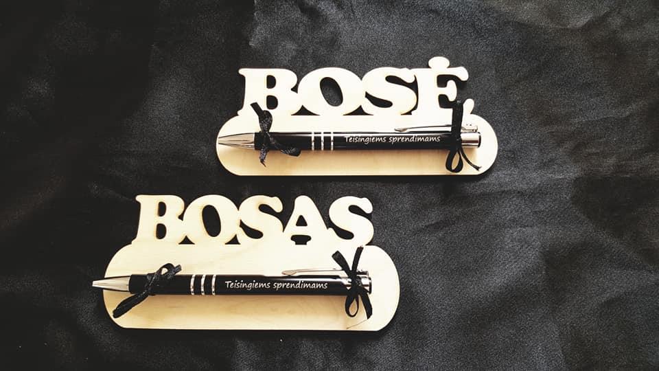 Rašiklis bosui